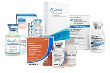 Biopromoind Pharmaceutical Drug Logo