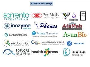 Biopromoind Customers in Biotech Industry