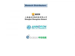 Biopromoind Customer in Distribution Industry