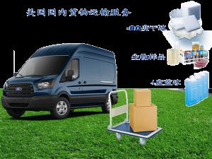 Biopromind Biologicals Pickup Service in Chinese